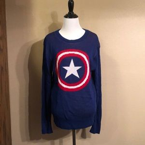 COPY - Marvel Captain America Sweater